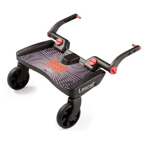 Buggyboard maxi negro Lascal