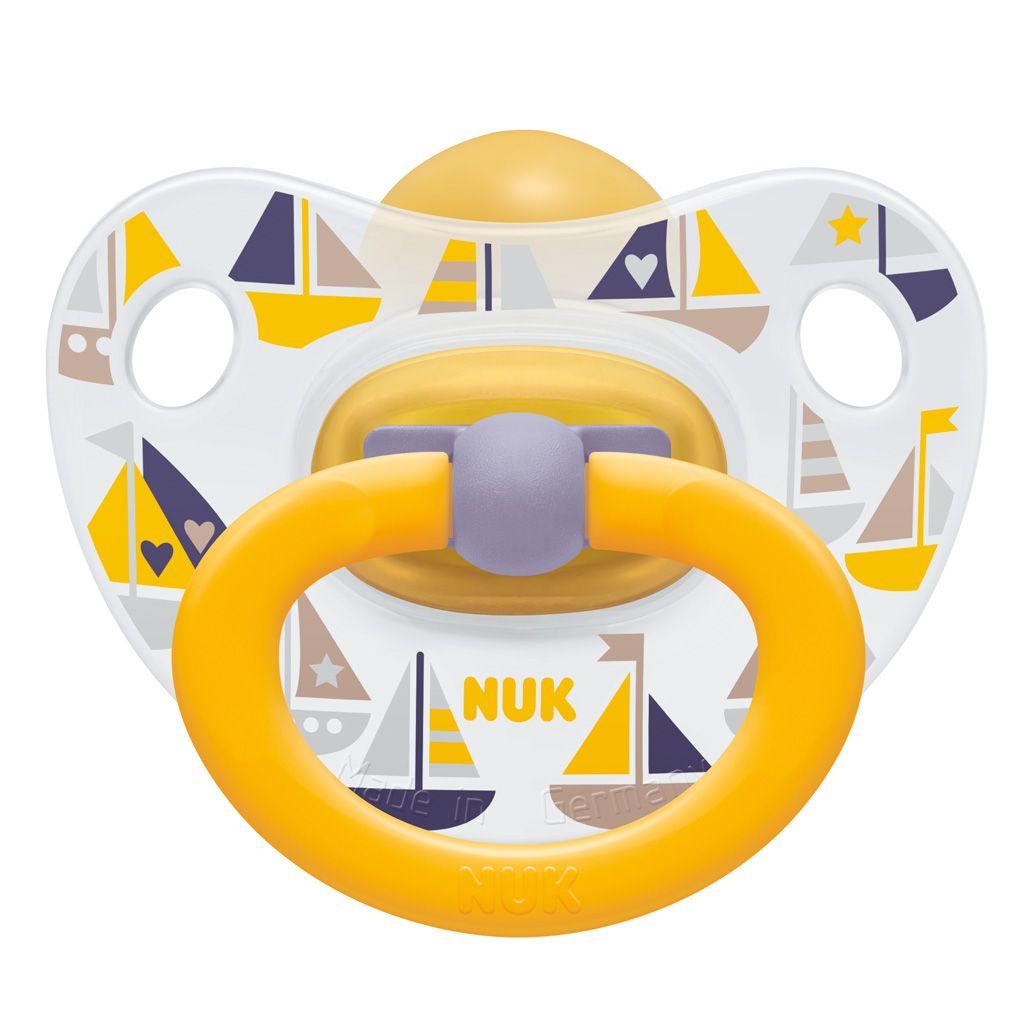 Chupete de silicona NUK