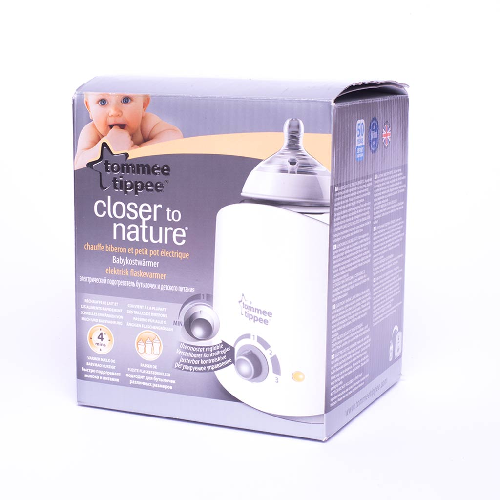 Calienta mamadera Tommee Tippee