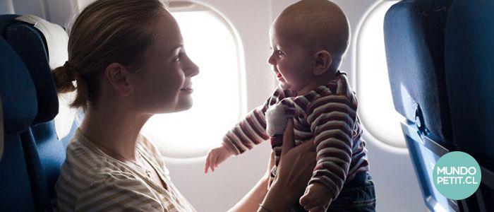 nacer en un avion