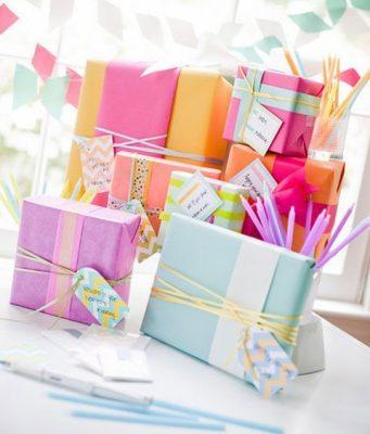 regalos incógnitos babyshower