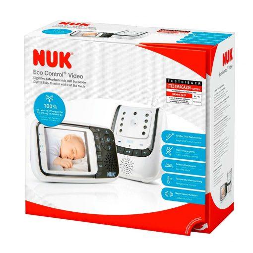 Monitor de seguridad Video Baby Phone NUK