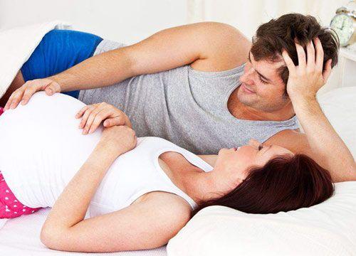 sexo embarazo