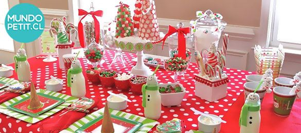 baby shower navideño