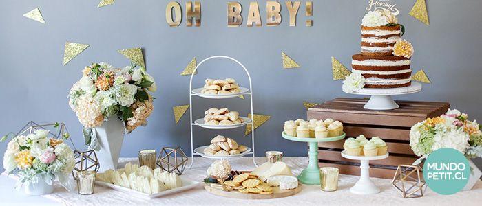 Baby shower: 5 Nuevas tendencias
