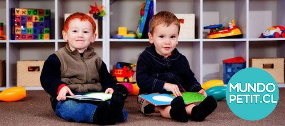 primeros días jardín infantil