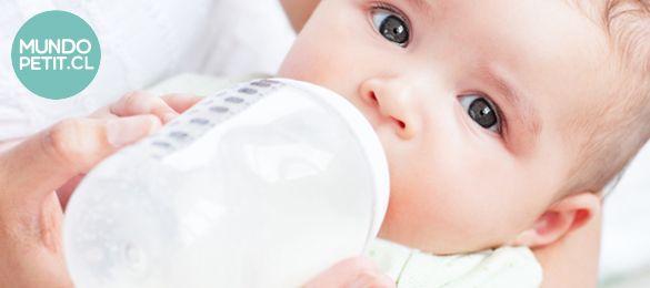 leche en polvo infectada