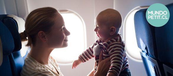 Nacer en avión viaje de por vida