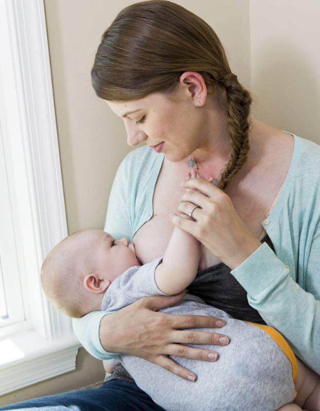 productos lactancia bebés