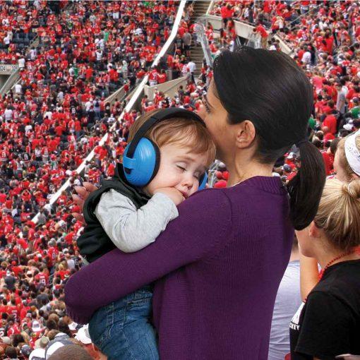 Protector de oídos para bebés o niños