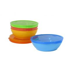 Set de bowls con tapa Gerber First Essentials