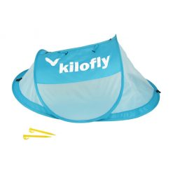 Carpa Pop-up con Filtro UV Turquesa