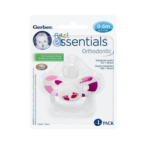 Chupete de silicona First Essentials