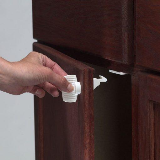 Bloqueador magnético para puertas (2 unidades)