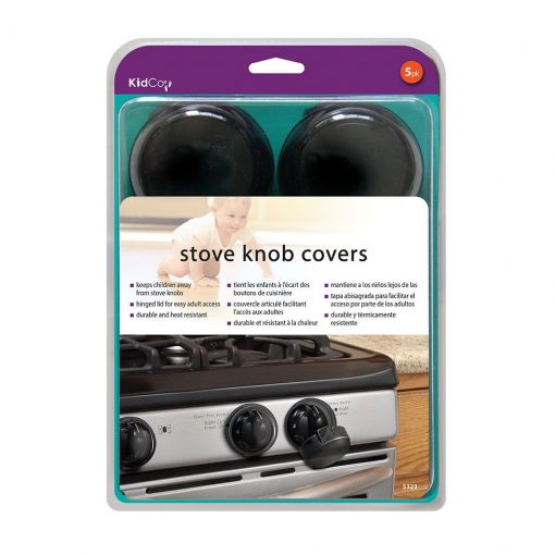 Bloqueador de perillas redondas de cocina KidCo