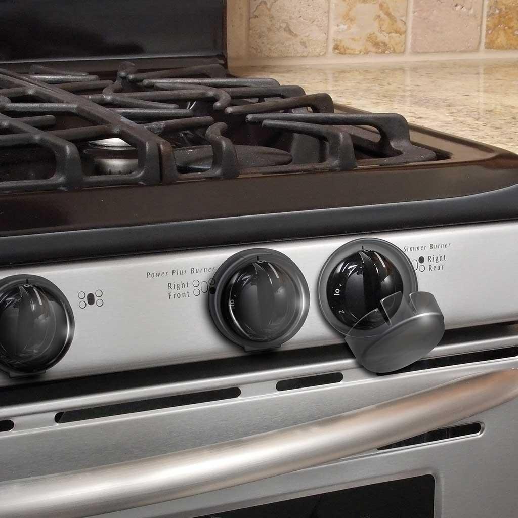 Bloqueador de perillas redondas de cocina (5 unidades) | KidCo