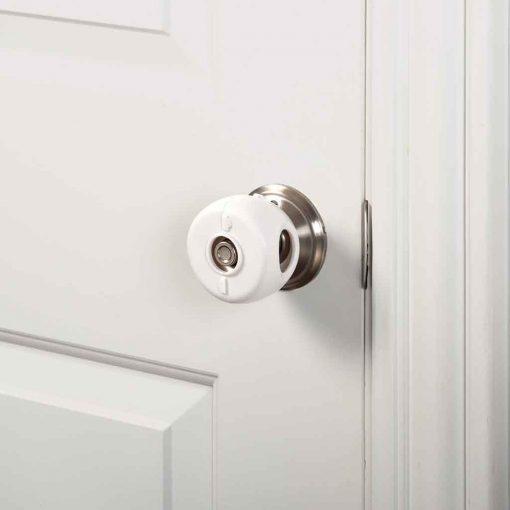 Bloqueador de puerta de manilla redonda (3 unidades). KidCo
