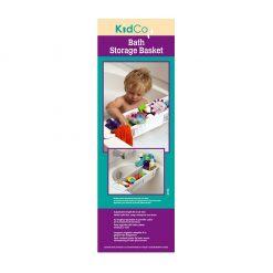 Canasta de almacenamiento para baño KidCo