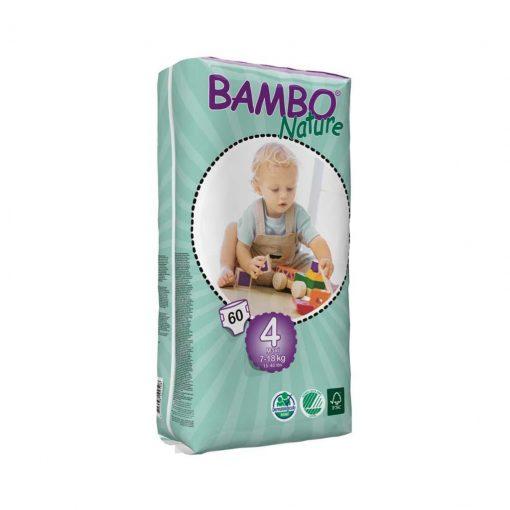 Pañales Ecológicos Bambo Nature Maxi 4
