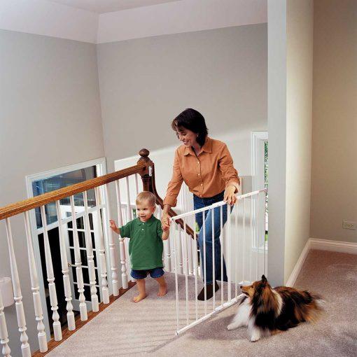 Reja de seguridad para escalera KidCo