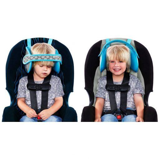 Sujeta cabeza de niños para silla de auto. NapUp