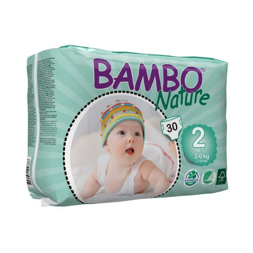 pañales ecológicos Bambo Nature