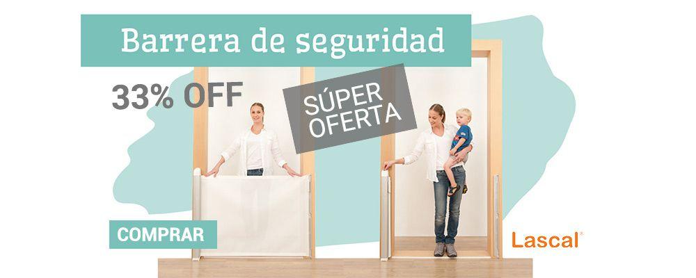 barrera de seguridad para niños Chile