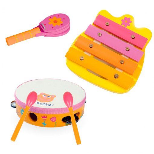 Set musical para niños Boikido
