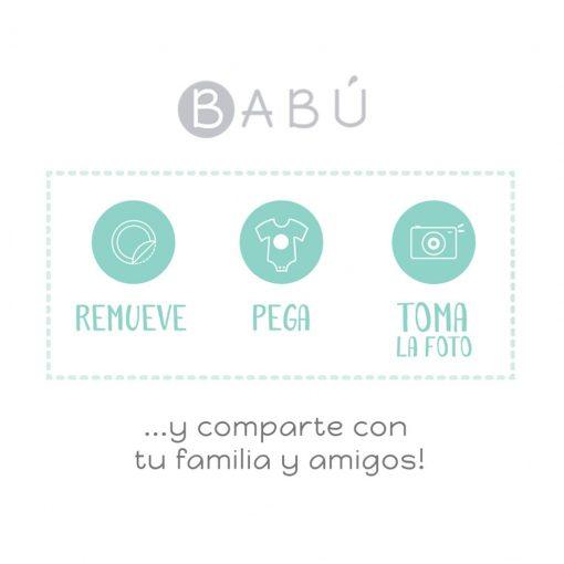 stickers instrucciones babu