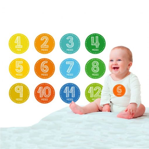 Stickers bebé Babú