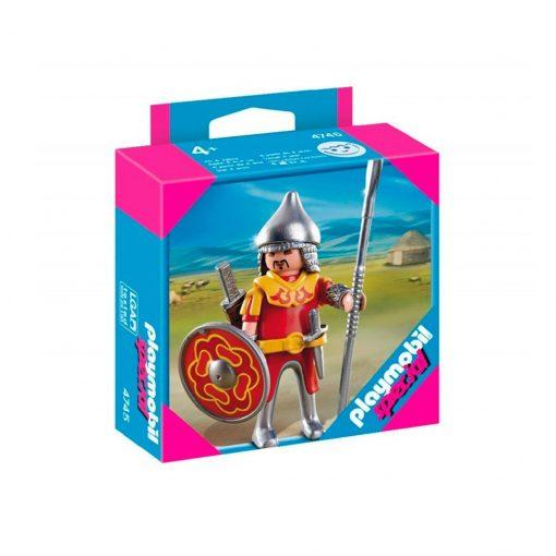 Guerrero mongol Playmobil