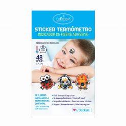 Sticker termómetro La Prepie