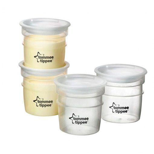 contenedores de leche Tommee Tippee