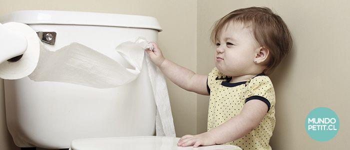 Transición del pañal al baño