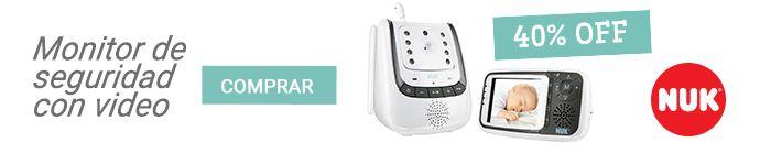 Monitor de seguridad Baby Phone NUK