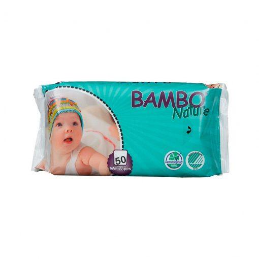 toallitas de aseo Bambo Nature