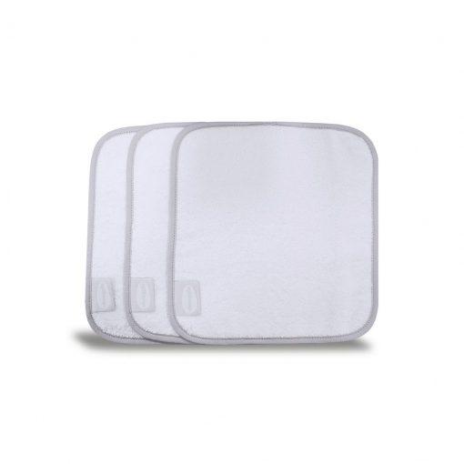 Toallitas de baño (3 unidades). Shnuggle