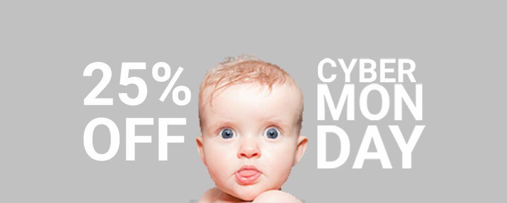 Cyber Monday. Mundo Petit. Tienda online