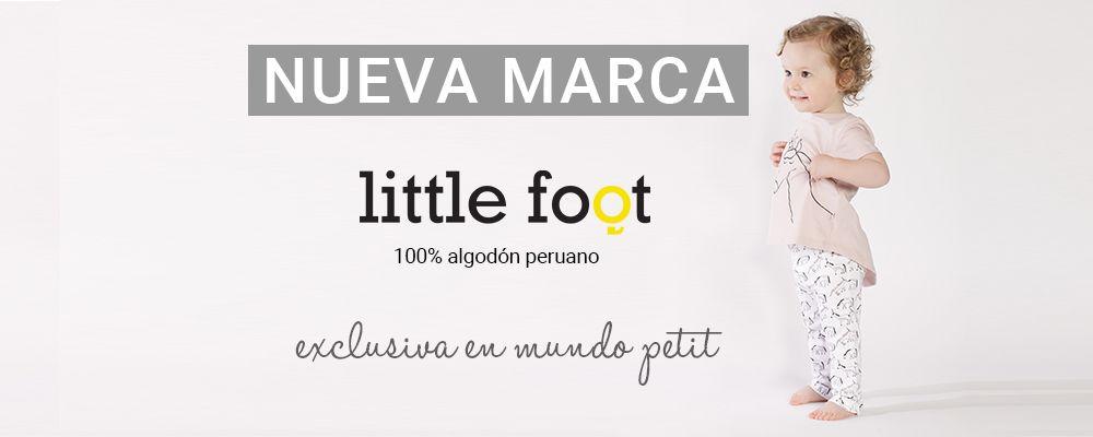 Little Foot ropa para bebés