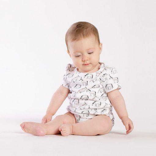 """Set dos bodys """"unicornio"""". Little Foot. Ropa para bebés con estilo"""