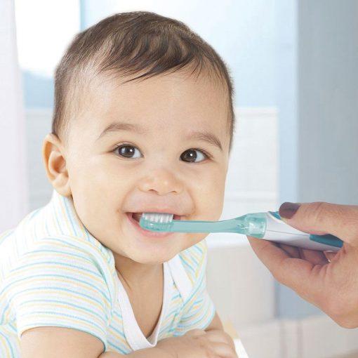 Cepillo de dientes con vibraciones Summer Infant