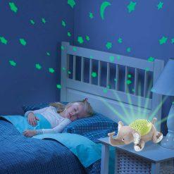 Proyector Nocturno Elefante Slumber Buddies