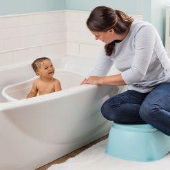 Tina de Baño Right Height para bebés Summer Infant