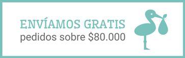 Banner envíos gratis Chile