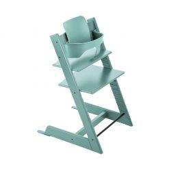 Pack silla tripp trapp trona celeste de Stokke