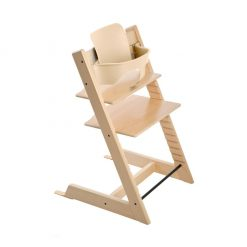 Pack silla trona trip trapp natural