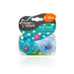Chupete Any time · Closer to Nature Tommee Tippee