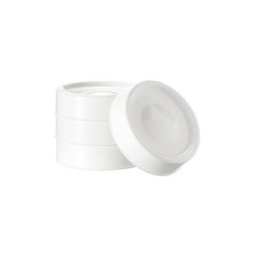 Tapas para conservar la leche
