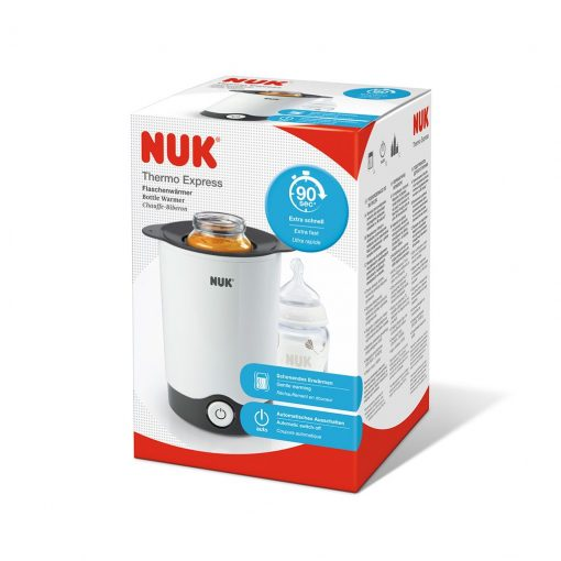 Calienta mamaderas thermo express NUK