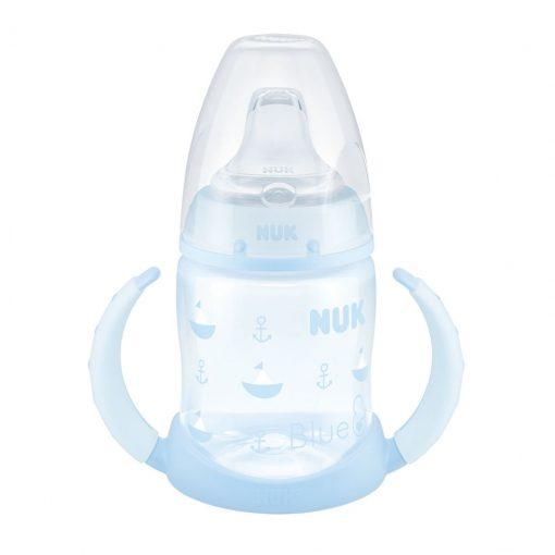 Vaso de aprendizaje rose&blue First Choice 150 ml NUK